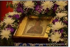 Из России в Нью-Йорк прибыла мироточивая икона Божией Матери