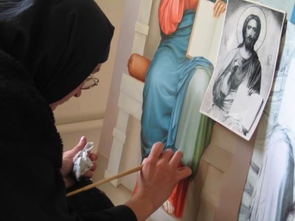 Вопросы современного иконопочитания и иконописания