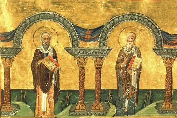 Сиро-Палестинцы и святитель Кирилл Александрийский