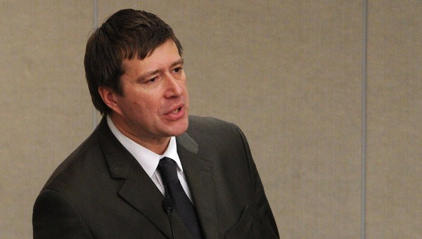 Александр Коновалов, министр юстиции РФ