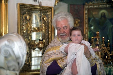 отец Сергий Суздальцев