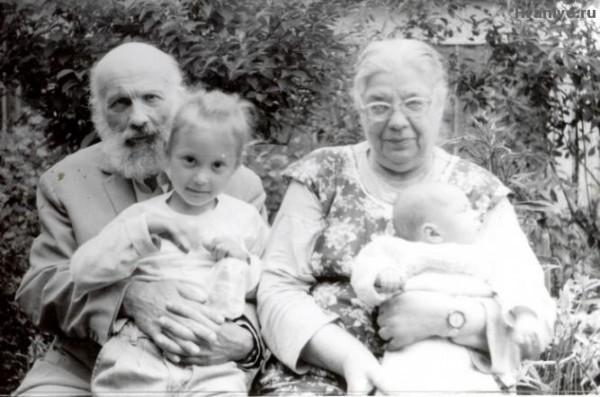 Семья освящается благодатию Святого Духа