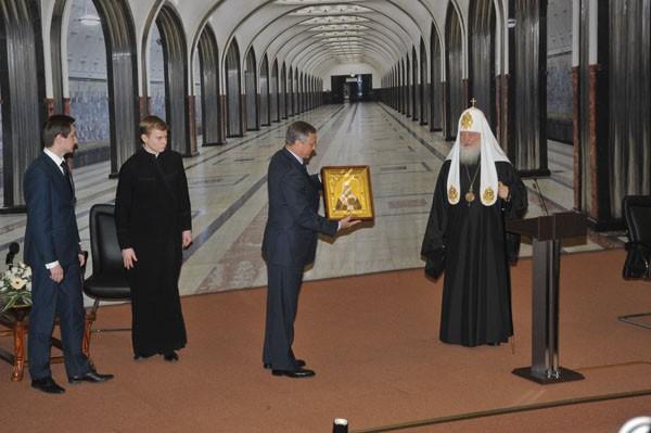 В Московском метро пройдут православные выставки и концерты
