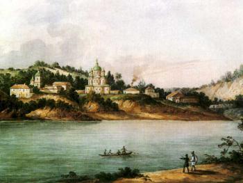 Монахи из Межигорья хотят начать раскопки древней обители
