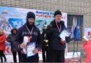 Монах занял второе место в лыжной гонке всероссийских соревнований
