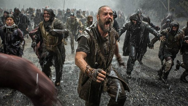 Неожиданный «Ной» или Как трансформеры мир спасали (+ВИДЕО)
