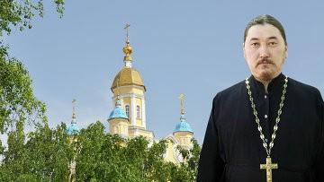 В Казахстане погиб известный священник