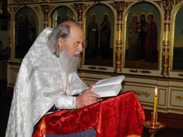 Преставился старейший клирик Пензенской епархии