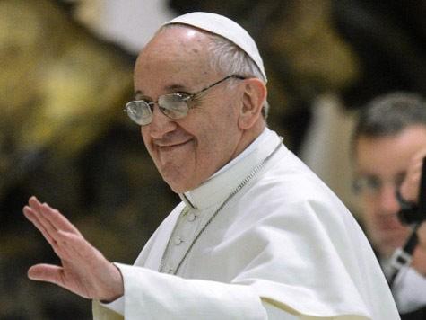 Святейший Патриарх Кирилл поздравил Папу Франциска с годовщиной избрания на кафедру Римских епископов