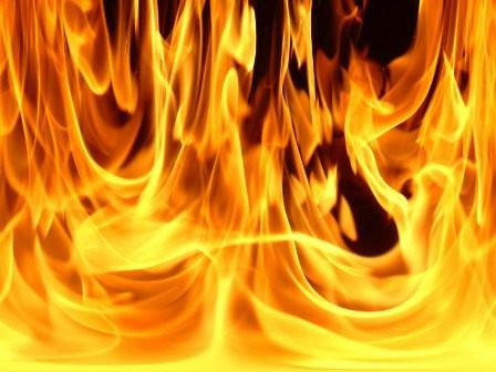 Житель Томской области спас из пожара двух малышей