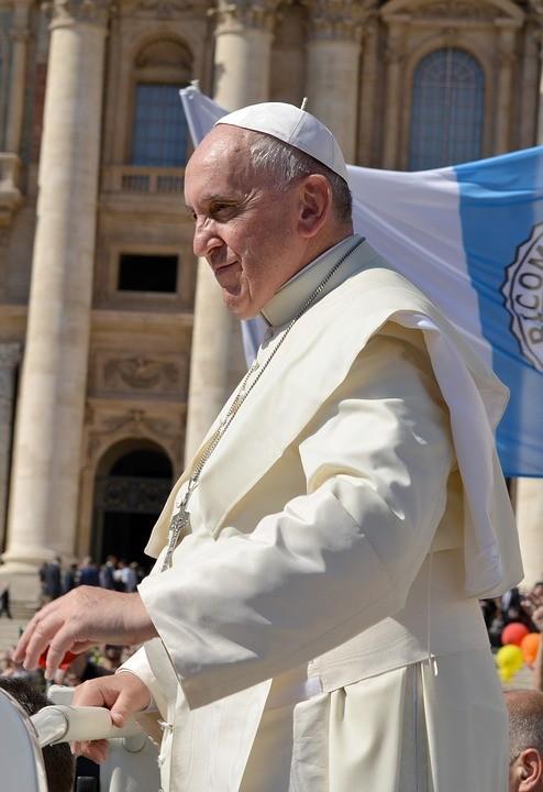 католицизм. Папа Римский