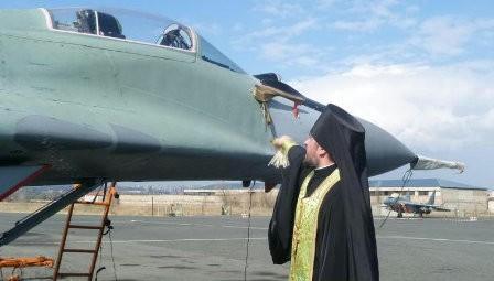 Российские самолеты в Армении получили имена небесных покровителей