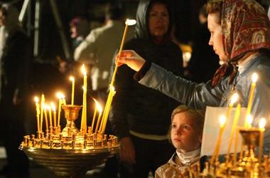Больше половины опрошенных россиян считает, что в стране вырос уровень религиозности