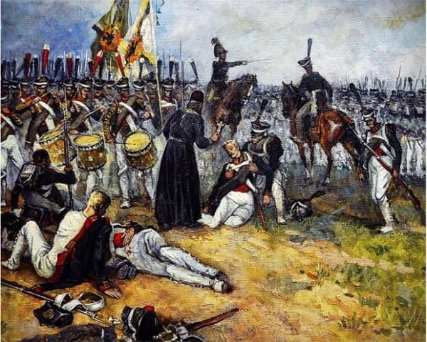 В Калужской области установят памятник священнику – герою войны 1812 года