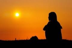 О кресте одинокой женщины
