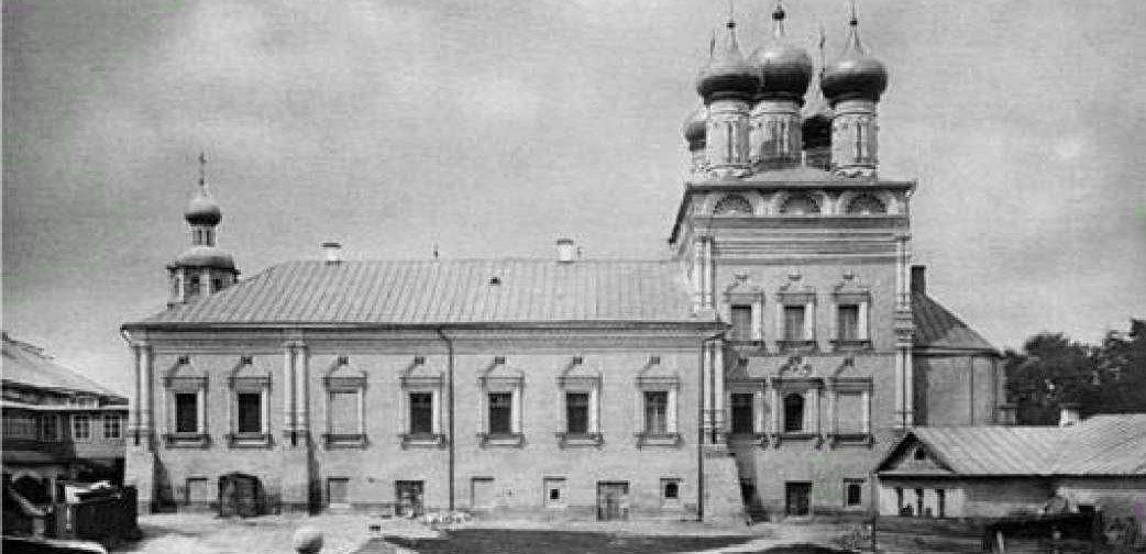 Письма из Заключения старца Зосимовой пустыни и Высоко-Петровского монастыря