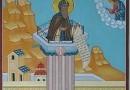 Св. Геновефа и Симеон Столпник