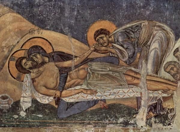 церковь в Нерези, Македония, 1164 г.