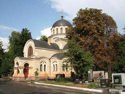 На Байковом кладбище в Киеве возникла угроза межконфессионального противостояния
