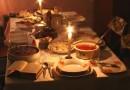 Поминальный стол по Игорю Гаслову