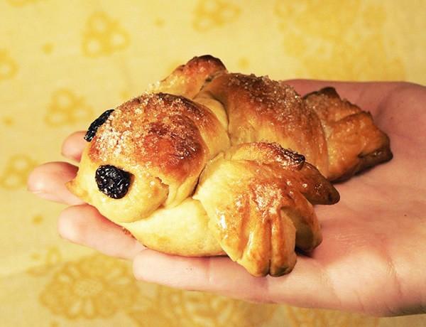 Православная кухня: Жаворонки
