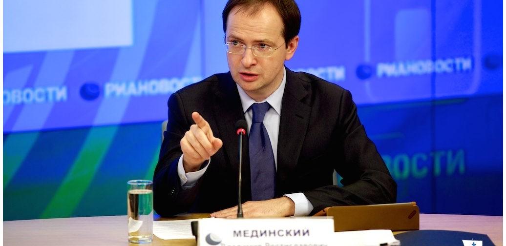 Владимир Мединский: «Ограничений свободы творчества не будет»