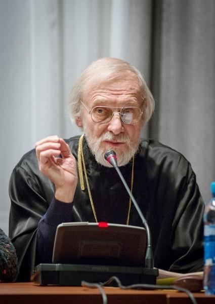 протоиерей Александр Борисов (настоятель храма свв. Космы и Дамиана в Шубине)