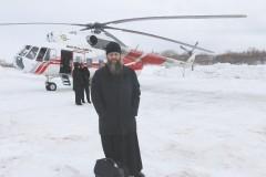 Епископ Петропавловский и Камчатский Артемий — военачальник Христов