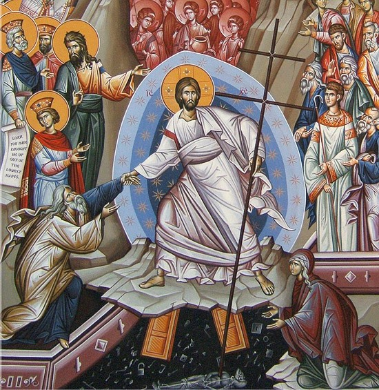 Церковь отмечает праздник Пасхи