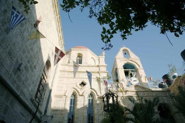 монастырь Герасима Иорданского
