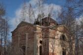 Куда исчез храм в Мольгино?