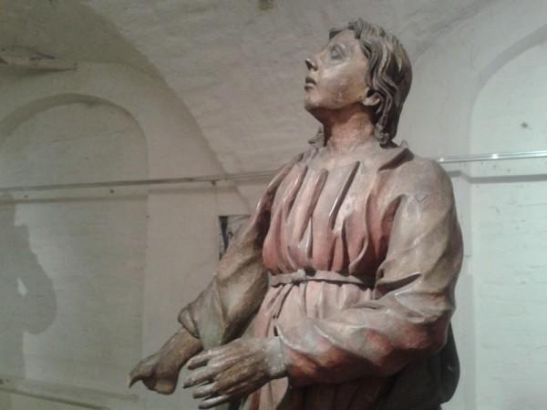 Иоанн Богослов, середина XVIII века