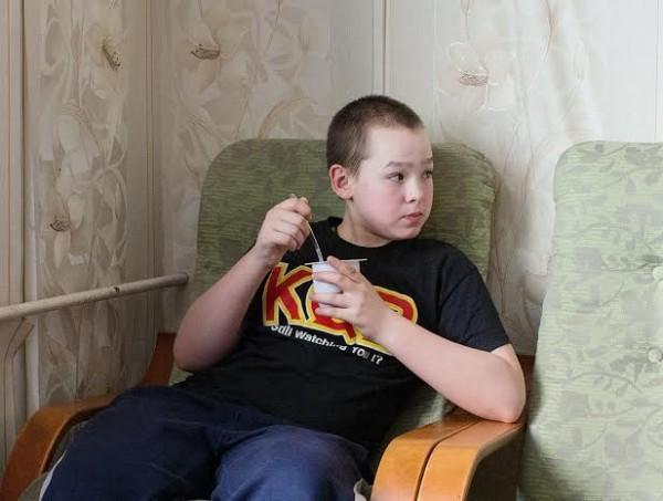 Илья, 12 лет