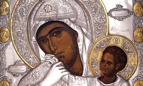 В Петербург вернут икону, утерянную в советские годы