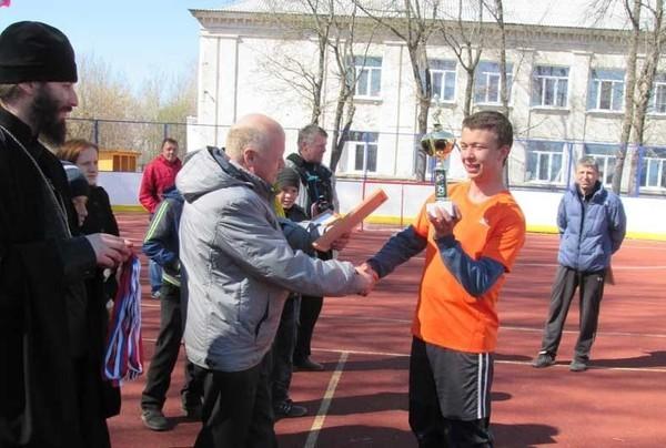 В Ярославской епархии прошел футбольный турнир в честь 700-летия со дня рождения преподобного Сергия Радонежского