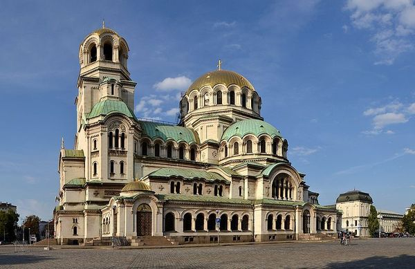В Болгарии не могут решить кому принадлежит Александро-Невский кафедральный собор Софии