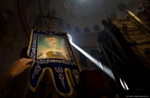 В Архангельской епархии будут молиться о мире на Святой Земле