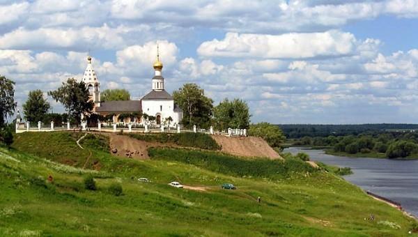 Храм в Городне