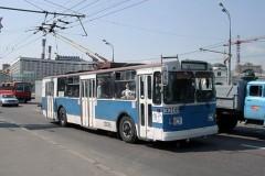 В Мурманске появятся троллейбусы с ящиками для пожертвований