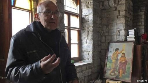 В Сирии убит католический священник, отказавшийся покинуть Хомс