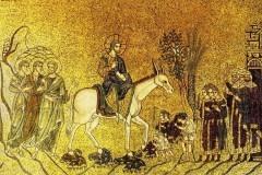Безмолвная проповедь – о чем говорят иконы воскресения Лазаря и входа Господня в Иерусалим