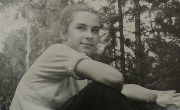 Т.М.Баранович. 1957 г. Фото из архива Г.А.Любимова