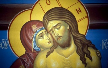 Не рыдай Мене, Мати, зрящи во гробе…