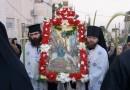 Состоялся крестный ход, повторивший путь Входа Господня в Иерусалим