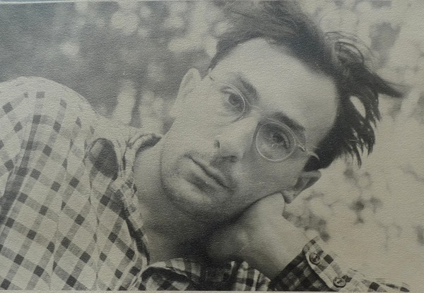 Г.А.Любимов. 1957 г. Фото из архива Г.А.Любимова