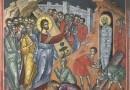 Святитель Иннокентий Херсонский. Воскрешение Лазаря и его последствия