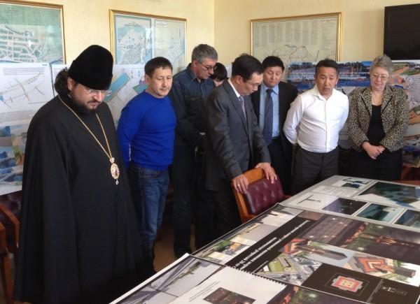 В Якутии возле храма установят памятник жертвам политических репрессий