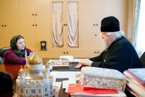 Митрополит Чувашский Варнава: Архиерей не должен сидеть в клетке