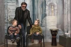 Борис Гребенщиков принял участие в фотосессии в поддержку детей с синдромом Дауна