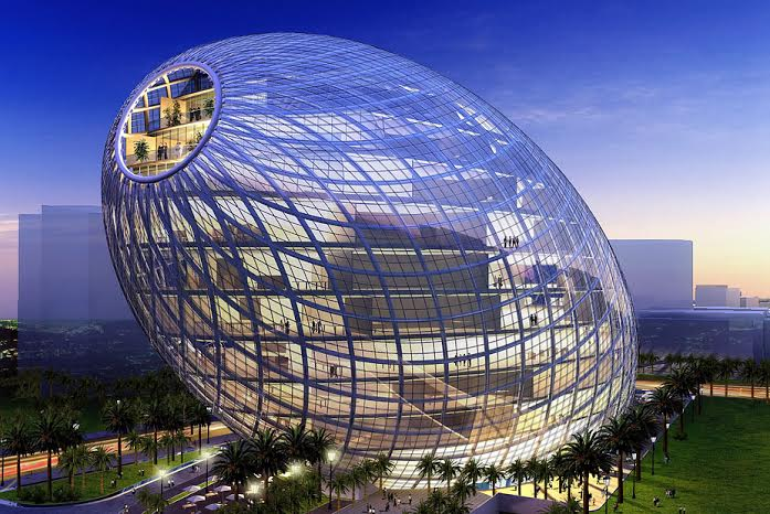Архитектура пасхальных образов